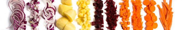 Warzywa i owoce dla gastronomii